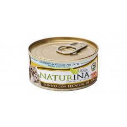 Naturina Wet Cat - Tuńczyk...