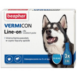 VERMIcon Line-on Dog M -...