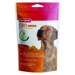 SNACK CBD OIL DOG 150G -...