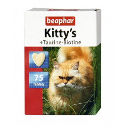 Kitty's + Taurine-Biotine -...