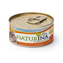 Naturina Wet Cat - Kurczak...